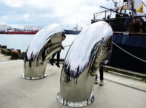 Marine Metal Polishing Coromandel   Metal Polishing for Yachts